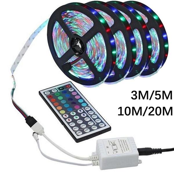 LED Strip, Remote, Led Lighting, lights