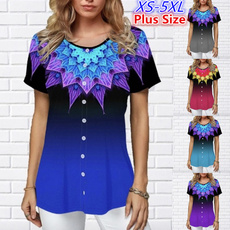 Plus Size, tunic top, Women Blouse, womens top