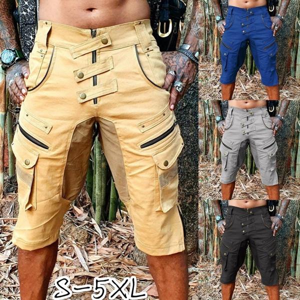 Summer, Shorts, withpocket, pants