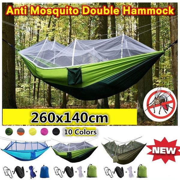 Outdoor, doublehammock, portable, Sports & Outdoors