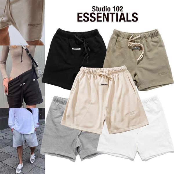 Shorts, Loose, fearofgod, essential