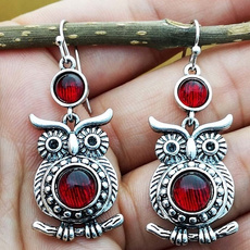 Sterling, Owl, Jewelry, Gifts