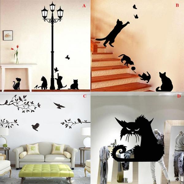 stairwallsticker, butterfly, Glass, Stickers