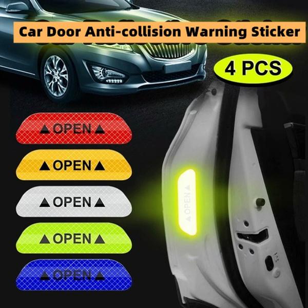 Door, Cars, Stickers, 4 PC