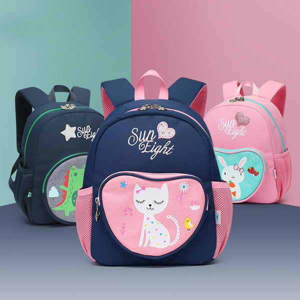 Kindergarten bags, School, children backpacks, Cartoon Backpack