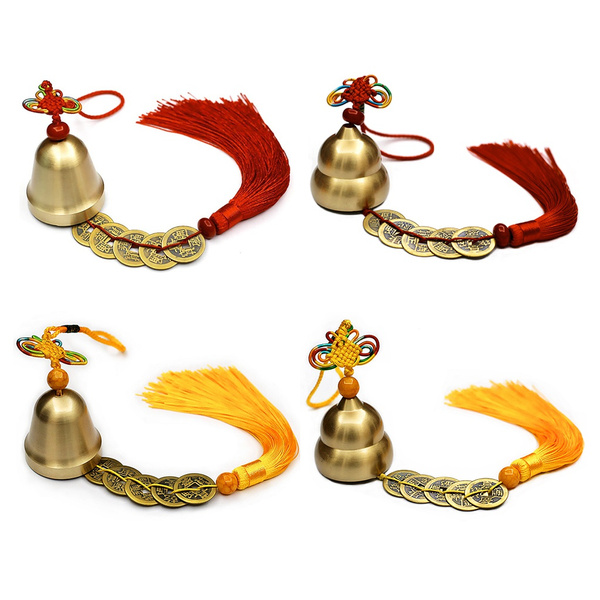 feng, wealth, Gifts, Bell