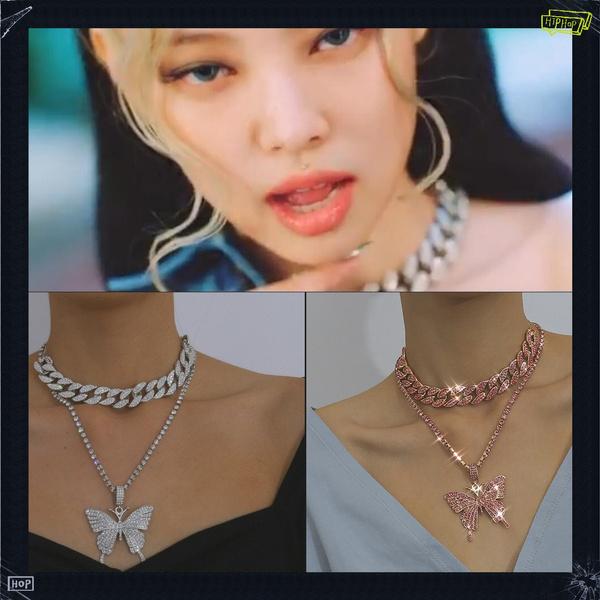 kpopblackpink, hip hop jewelry, icedoutchain, Jewelry
