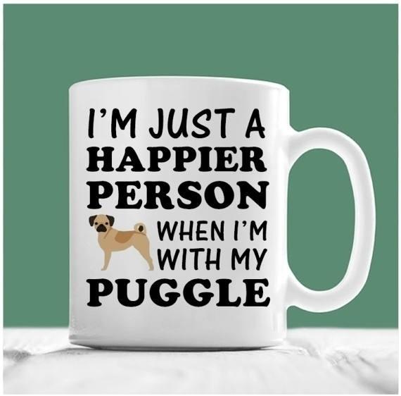 drinkwaremug, happier, Gifts, Cup
