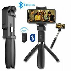 selfietripod, extendable, Remote, selfiestick