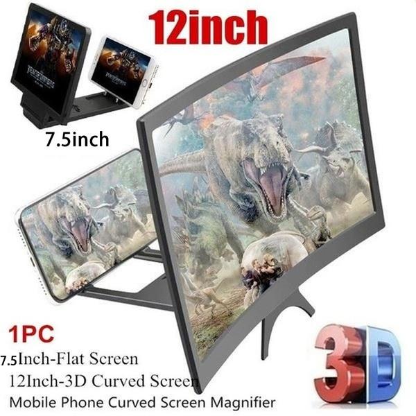 Phone, screenmagnifier, Glass, phonescreenenlarger