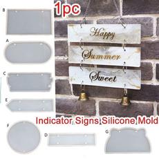 Door, Silicone, indicatorsignsmold, Tool
