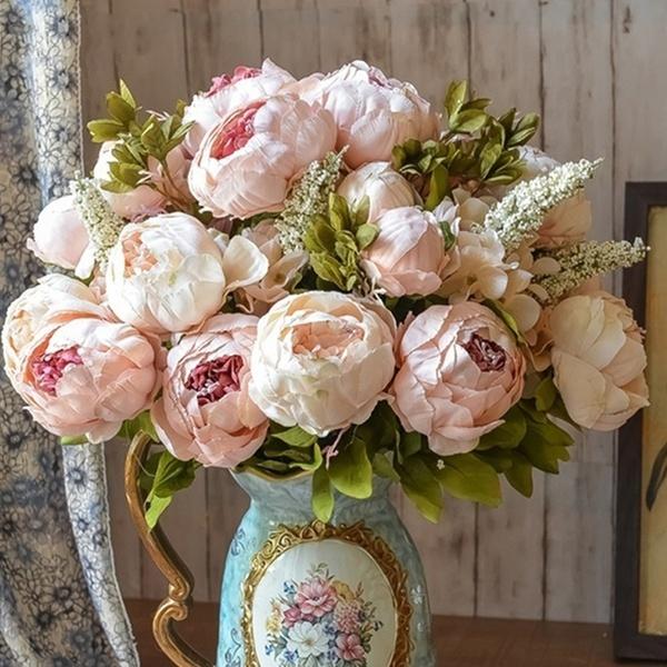 Decor, Flowers, Home Decor, Office