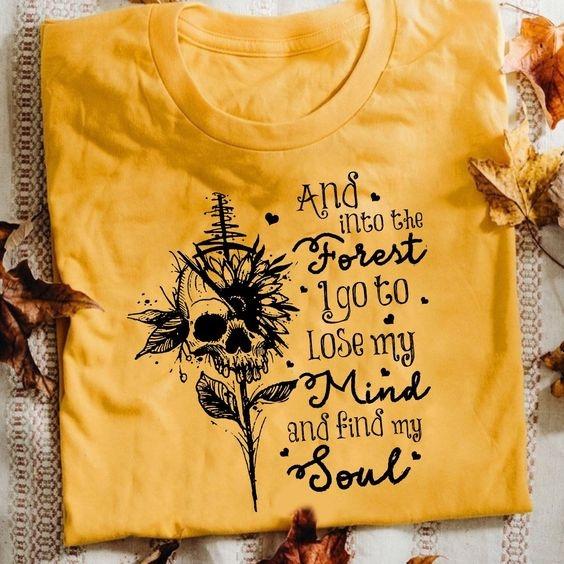 Plus Size, Shirt, Hiking, print shirt
