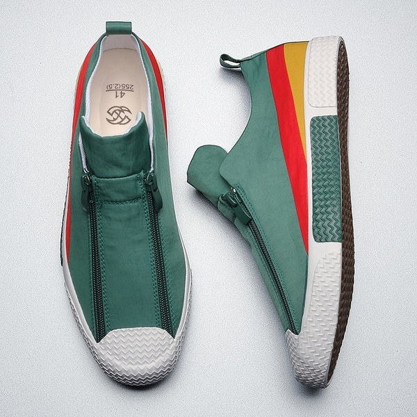 Sneakers, Fashion, Zip, Trend