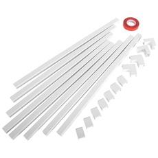 cablemanagement, cablehiderracewaykit, wallcablemanagementsystem, cableconcealer
