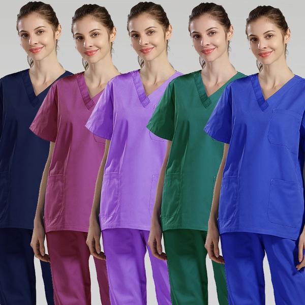 Fashion, scrubset, Necks, Sleeve