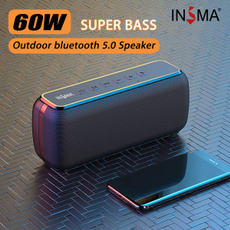 Outdoor, Wireless Speakers, Bass, Waterproof