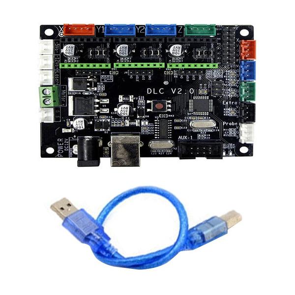 motherboard, cncshieldcompatiblemotherboard, shield, dlcmaincontrolboard