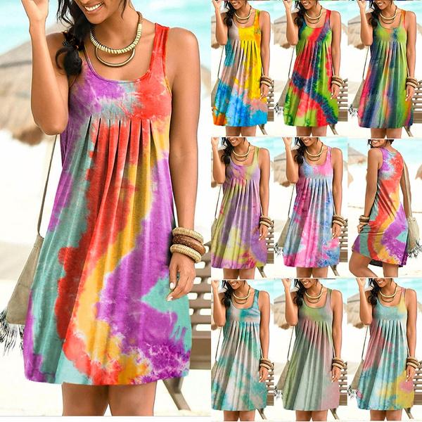 Summer, Fashion, fashionabledres, bustdres