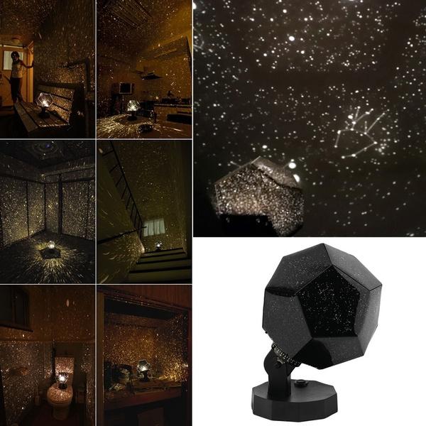 led, projection, Interior Design, night