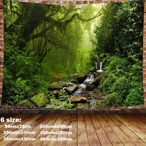 treetapestry, foresttapestry, Home, Home & Living