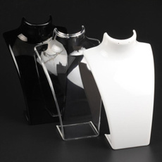 Jewelry Packaging & Display, Jewelry, necklacedisplaymannequin, accessoire