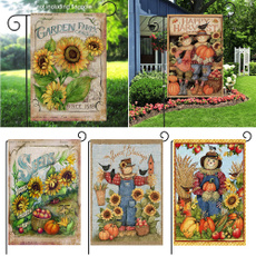 decoration, gardenflagdecoration, welcomegardenflag, Garden