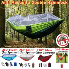 Fashion, doublehammock, camping, Sports & Outdoors