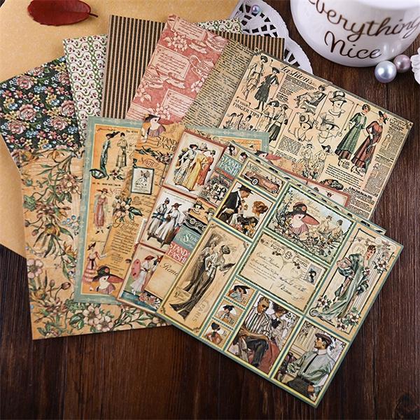 craftsandscrapbooking, Scrapbooking, paperpapercraft, decorativebackgrounddecal