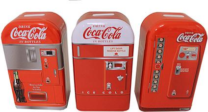 Machine, Tin, Set, vending