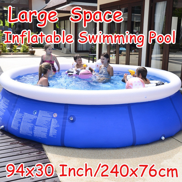 Summer, Outdoor, Family, inflatableswimmingpool