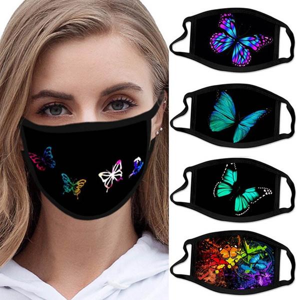 butterfly, halffacecoveragemask, Fashion, halffacemask