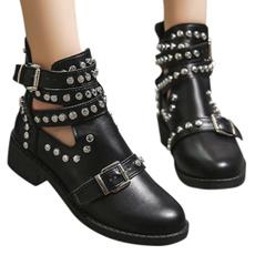 Goth, Fashion, low cut, Women's Fashion