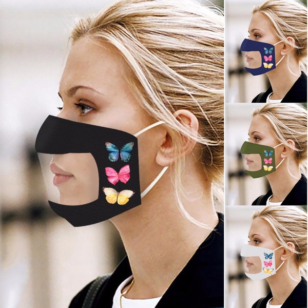 butterfly, cute, dustmask, unisex