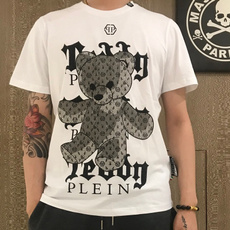 Cotton T Shirt, Teddy, philippplein, Men