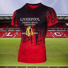 Summer, Soccer, premier league soccer jersey, premier league