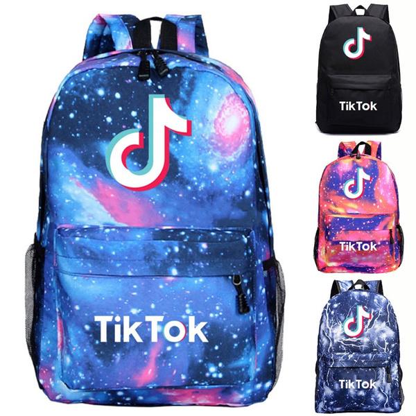 Laptop Backpack, tiktokbackpack, tiktokgalaxybackpack, rucksack