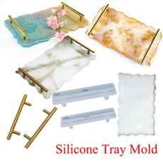 Art Supplies, siliconetraymoldforresin, Silicone, irregularcoaster