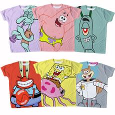 Funny, Fashion, Shirt, Sponge Bob
