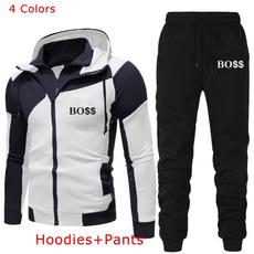 bossset, Men, pants, sweat suit