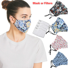 Flowers, dustmask, Outdoor Sports, Masks