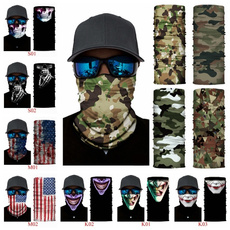 scarf, facemaskbalaclava, skull, Fashion Accessories