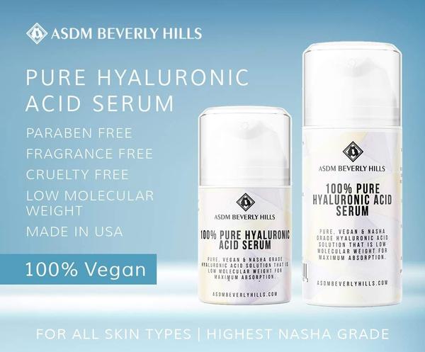 vegan, elasticity, hyaluronic, production