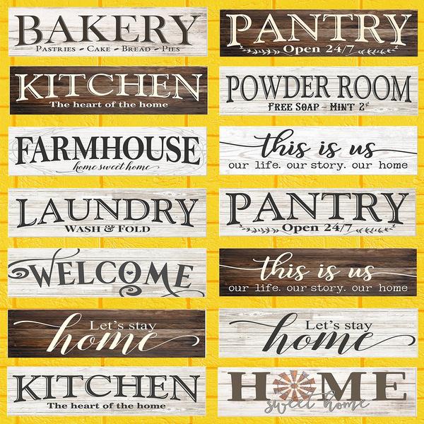 Kitchen, Decor, metalsign, Bar