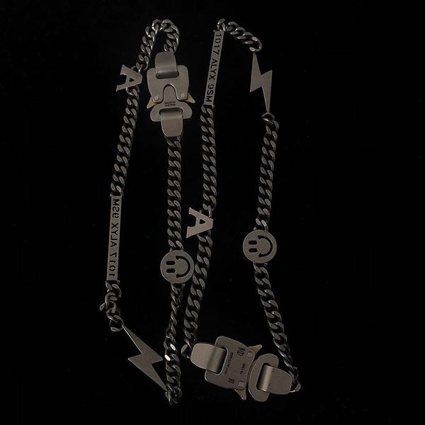 Steel, Shorts, Jewelry, Buckles