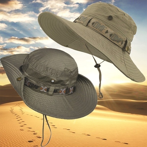 Summer, Outdoor, Tactical Hat, Mountain