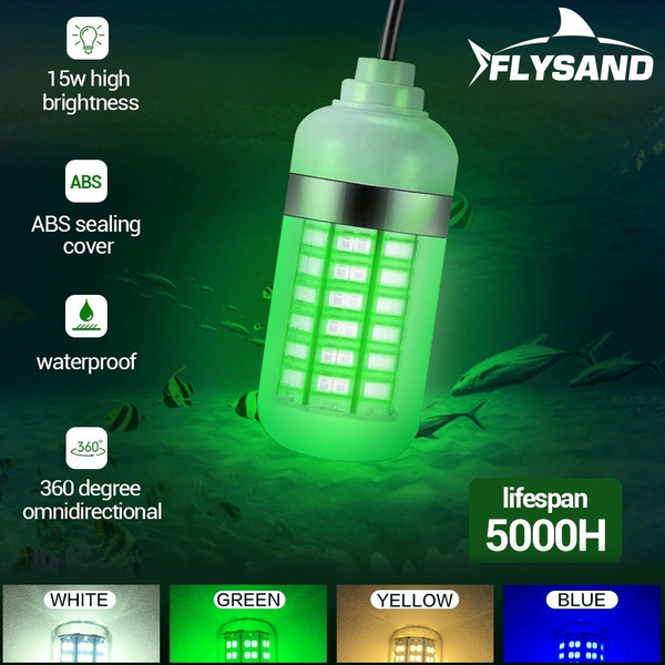 saltwaterfishing, fishinglight, underwaterlamp, waterprooflight