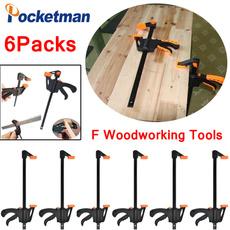 Heavy, carpentryclamp, spreadertool, steel bar clamp