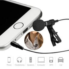 loudspeaker, Mini, Microphone, lavalierclipmicrophone