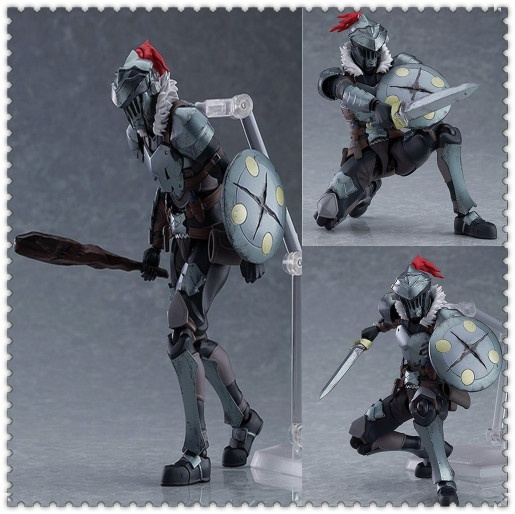 Goblin Slayer Figma 424 PVC Action Figure Collectible Model Toy